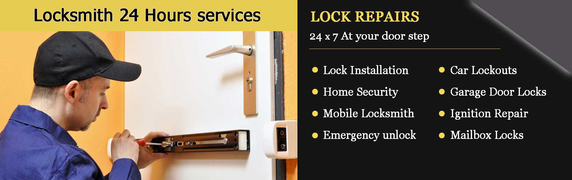 City Locksmith Store Suitland, MD 301-723-7100